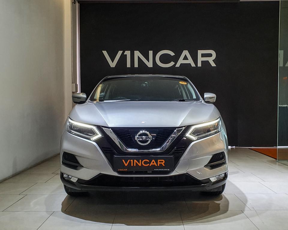 2017 Nissan Qashqai 1.2A DIG-T - Front Direct