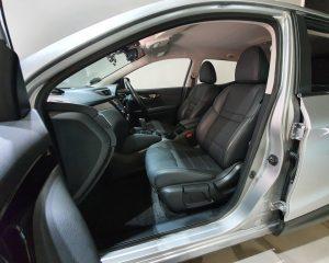2017 Nissan Qashqai 1.2A DIG-T - Front Passenger Seat