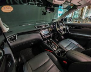 2017 Nissan Qashqai 1.2A DIG-T - Interior Dash