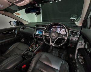 2017 Nissan Qashqai 1.2A DIG-T - Steering Wheel