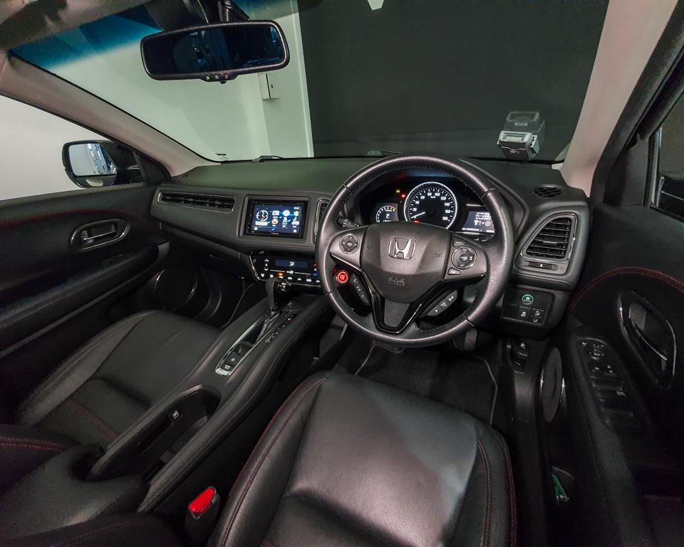 2018 Honda Vezel 1.5A X Honda Sensing - Steering Wheel