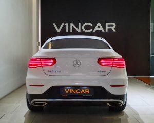 2018 Mercedes-Benz GLC-Class GLC250 Coupe AMG 4MATIC Premium - Rear Direct