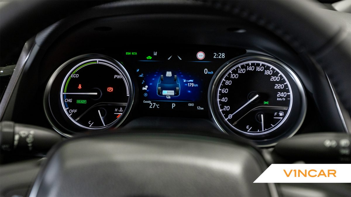 Camry Ascent Sport Hybrid