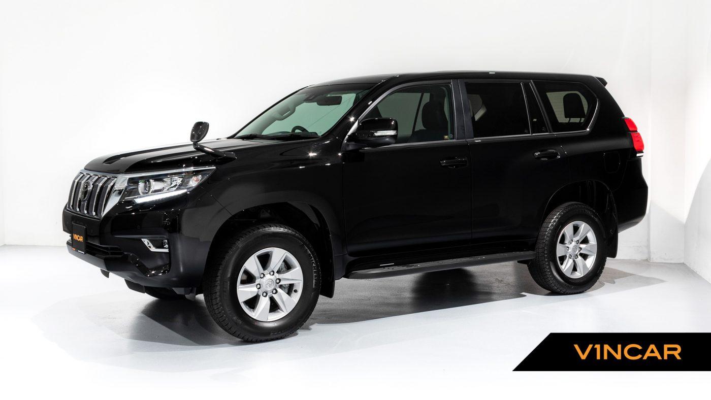 Toyota Land Cruiser Prado 2.7 TXL Petrol (7 Seater) - Side Profile