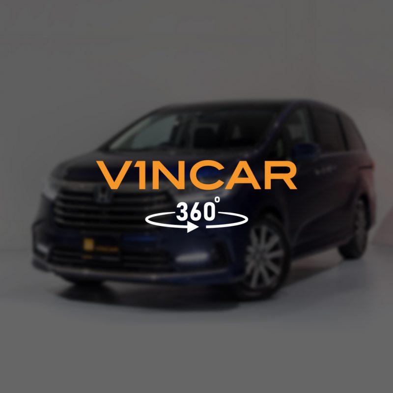 VINCAR_Social Media_360 Tour Cover Image_Honda Odyssey_v2
