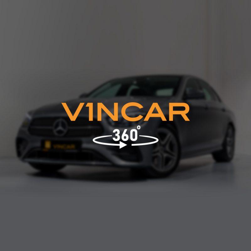 VINCAR_Social Media_360 Tour_Mercedes E200 Saloon AMG Luxury_v1