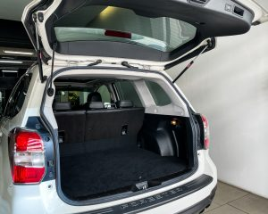 2015 Subaru Forester 2.0XT Sunroof - Boot Space