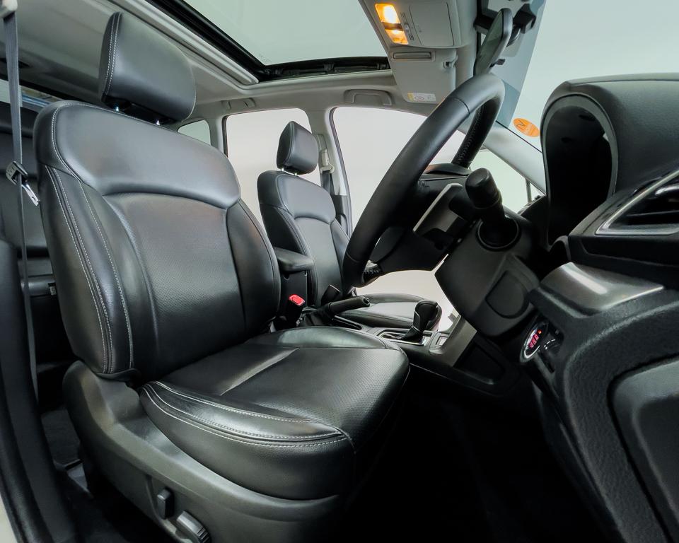2015 Subaru Forester 2.0XT Sunroof - Driver Seat