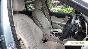 2016 Mercedes-Benz C-Class C200 Exclusive - Driver Seat