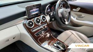 2016 Mercedes-Benz C-Class C200 Exclusive - Interior Dash