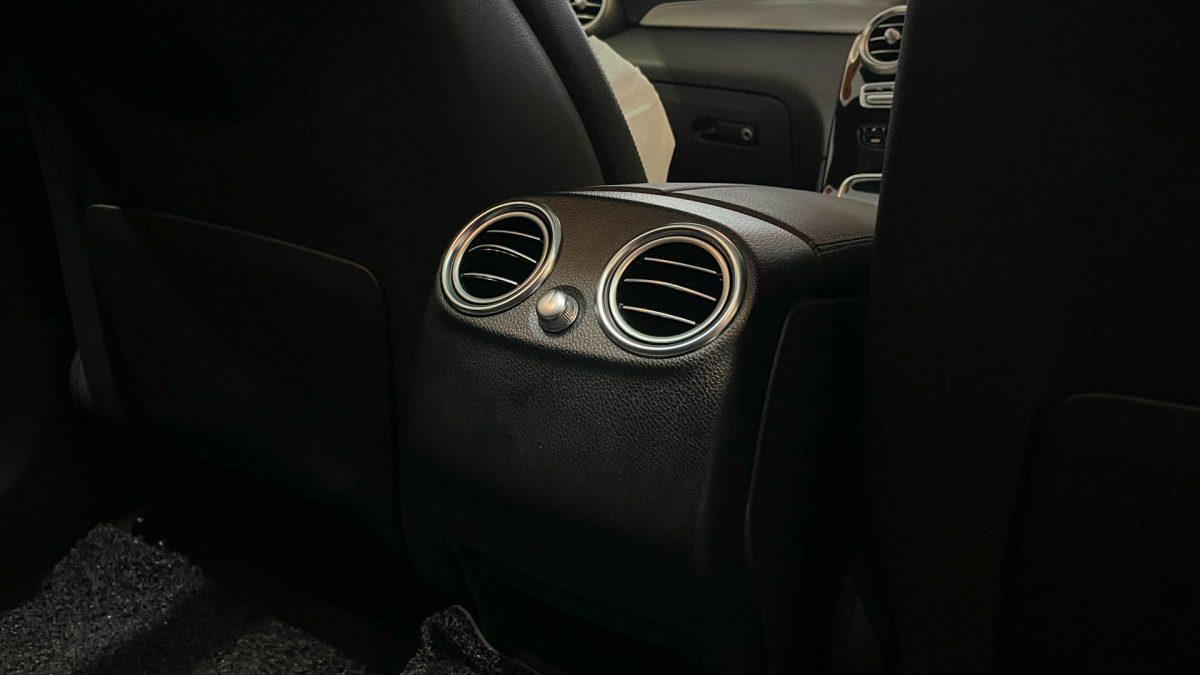 2016 Mercedes-Benz GLC-Class GLC250 4MATIC - AC