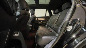 2016 Mercedes-Benz GLC-Class GLC250 4MATIC - Back Passenger Seat