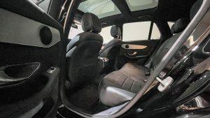 2016 Mercedes-Benz GLC-Class GLC250 4MATIC - Back Seat