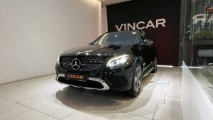 2016 Mercedes-Benz GLC-Class GLC250 4MATIC - Front Angle