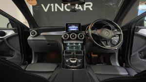 2016 Mercedes-Benz GLC-Class GLC250 4MATIC - Interior Dash