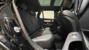 2016 Mercedes-Benz GLC-Class GLC250 4MATIC - Rear Passenger Seat