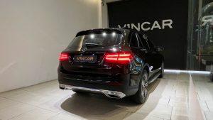 2016 Mercedes-Benz GLC-Class GLC250 4MATIC - Rear Quarter Angle