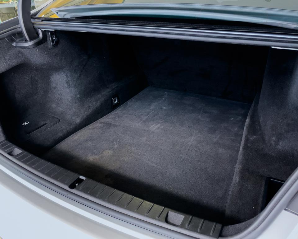 2017 BMW 7 Series 730i M-Sport Sunroof - Boot Trunk