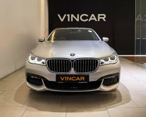 2017 BMW 7 Series 730i M-Sport Sunroof - Front Direct