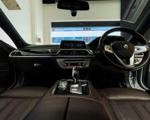2017 BMW 7 Series 730i M-Sport Sunroof - Interior Dashboard