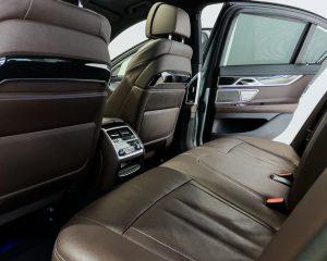 2017 BMW 7 Series 730i M-Sport Sunroof - Rear Seat