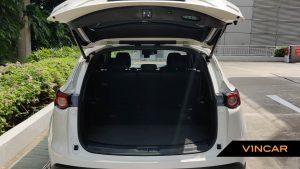 2017 Mazda CX-9 2.5A Turbo - Boot Space