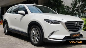 2017 Mazda CX-9 2.5A Turbo - Front Angle
