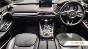 2017 Mazda CX-9 2.5A Turbo - Interior Dash