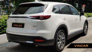 2017 Mazda CX-9 2.5A Turbo - Rear Quarter Angle