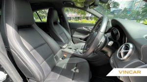 2017 Mercedes-Benz CLA-Class CLA180 Shooting Brake Urban - Driver Seat