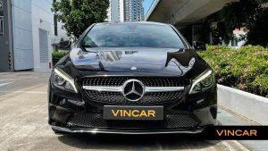 2017 Mercedes-Benz CLA-Class CLA180 Shooting Brake Urban - Front Direct