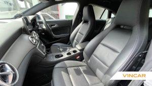 2017 Mercedes-Benz CLA-Class CLA180 Shooting Brake Urban - Front Passenger Seat