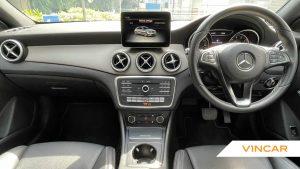 2017 Mercedes-Benz CLA-Class CLA180 Shooting Brake Urban - Interior Dash