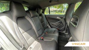 2017 Mercedes-Benz CLA-Class CLA180 Shooting Brake Urban - Rear Seat