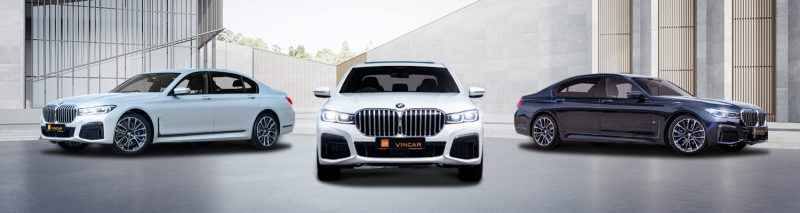 BMW 7 series Category Banner 3