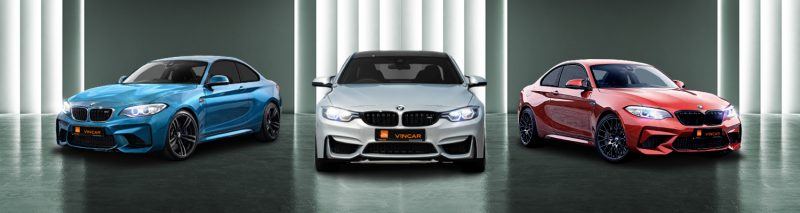 BMW M series Category Banner