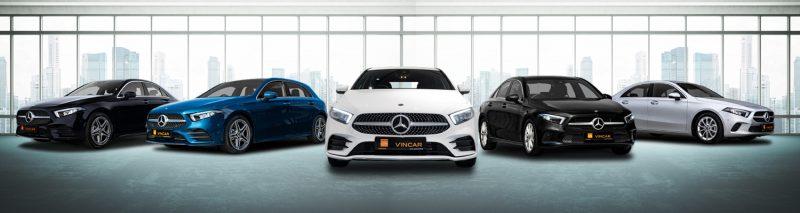 Mercedes-Benz A-Class Category Banner