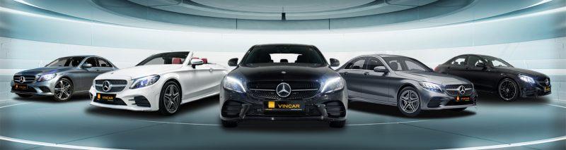 Mercedes-Benz C-Class Category Banner