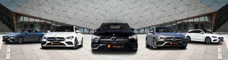 Mercedes-Benz CLA-Class Category Banner