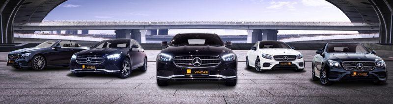 Mercedes-Benz E-Class Category Banner