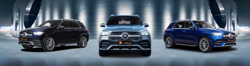 Mercedes-Benz GLE-Class Category Banner