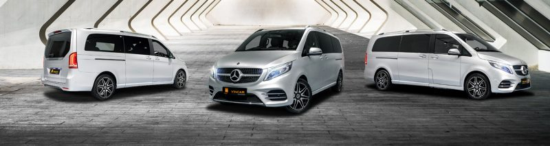 Mercedes-Benz V-Class Category Banner