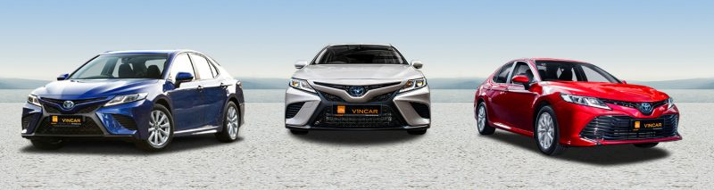 Toyota Camry Category Banner