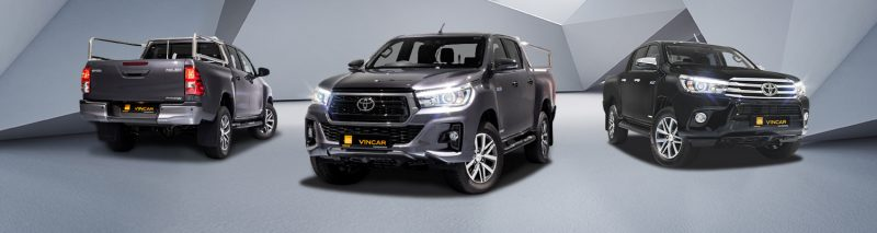 Toyota Hilux Category Banner 3