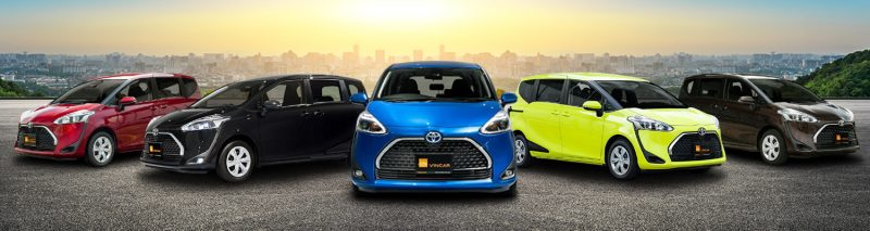 Toyota Sienta Category Banner