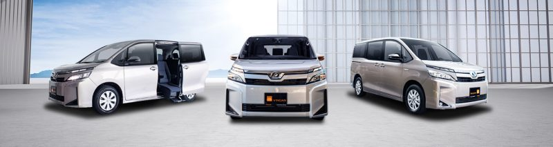 Toyota Voxy Catergory Banner 2
