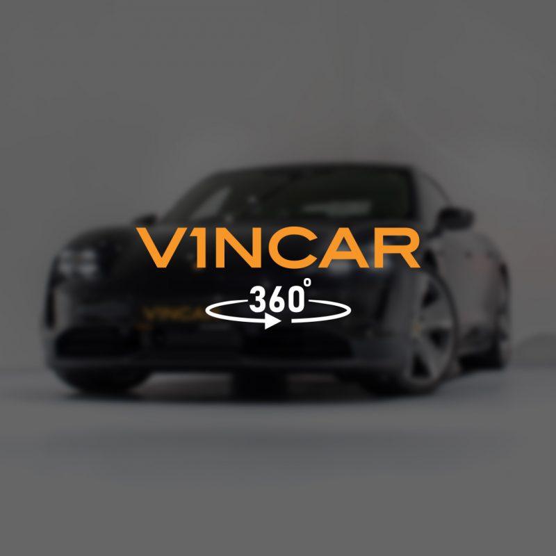 2021 Porsche Taycan (Jet Black Metallic) - VINCAR 360 Tour