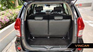 2014 Toyota Avanza 1.5A - Boot