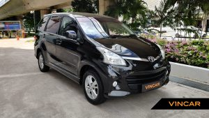 2014 Toyota Avanza 1.5A - Front Angle
