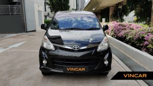 2014 Toyota Avanza 1.5A - Front Direct